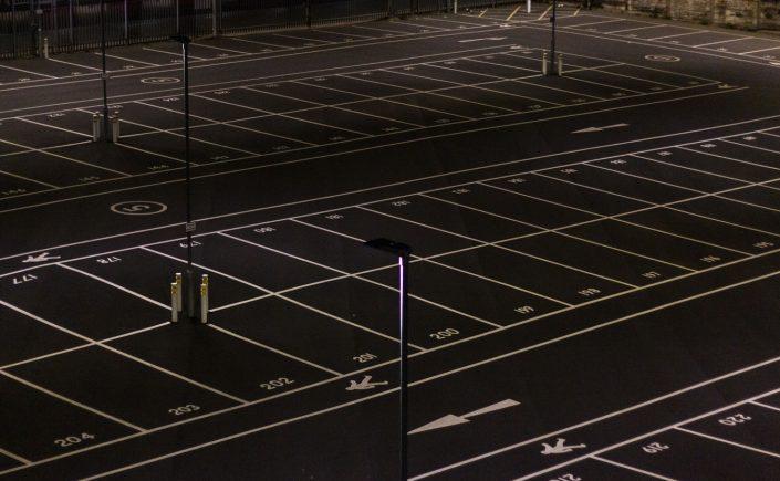 parking lot striping atlanta